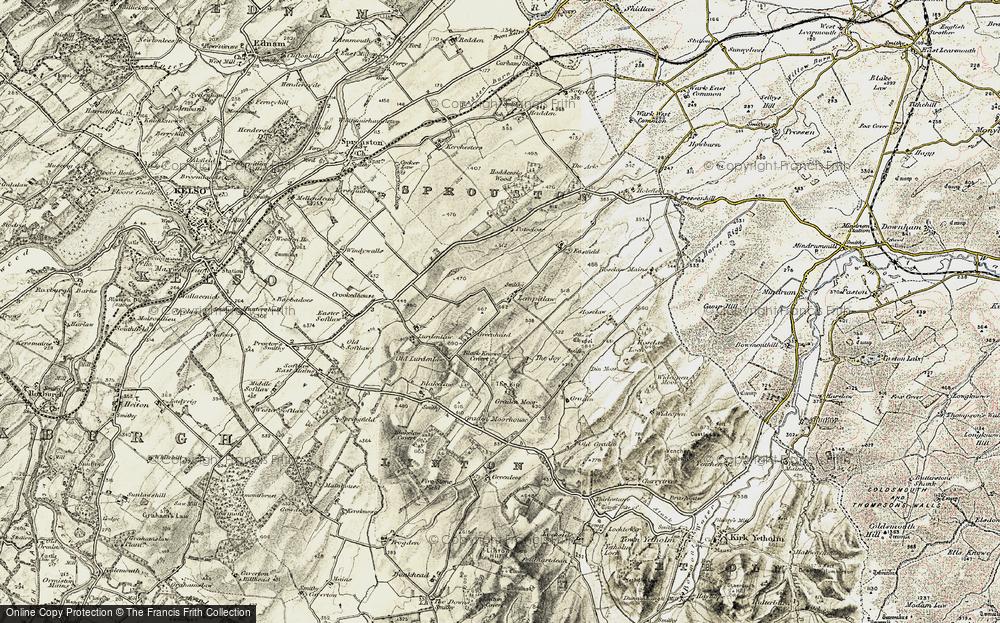 Lempitlaw, 1901-1904