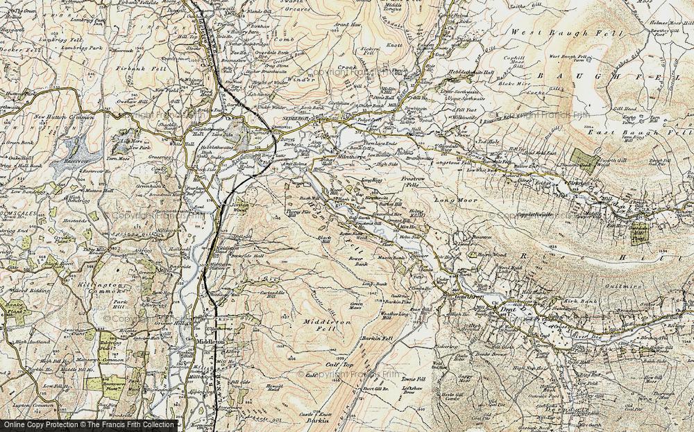 Lenacre, 1903-1904