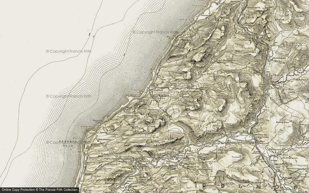 Lendalfoot, 1905