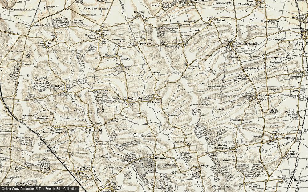 Lenton, 1902-1903