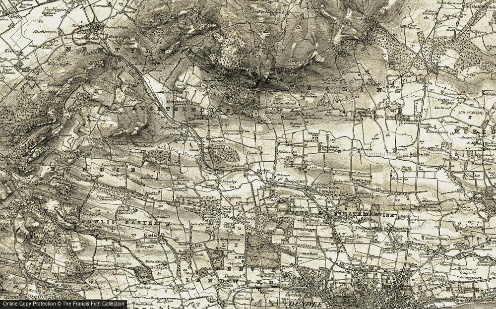 Leoch, 1907-1908
