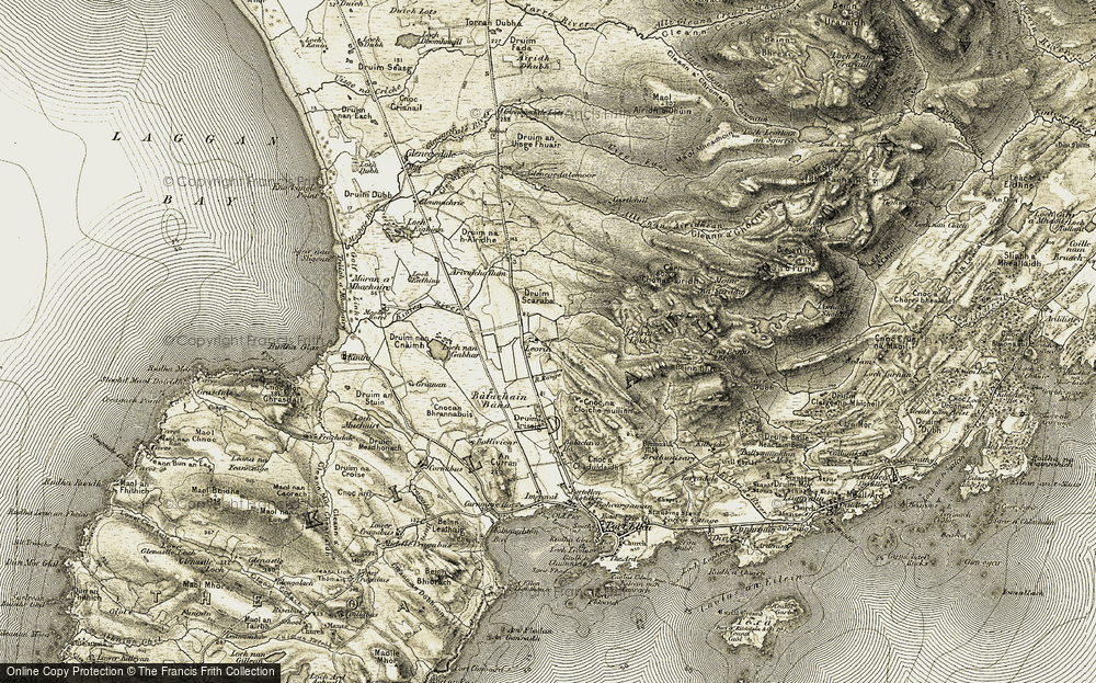 Leorin, 1905-1906