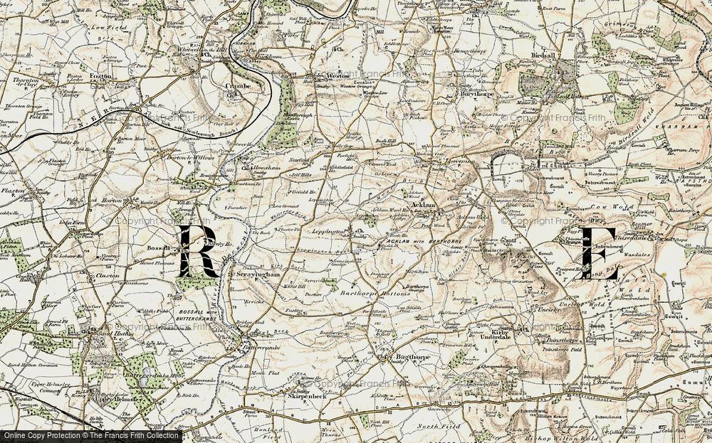Leppington, 1903-1904