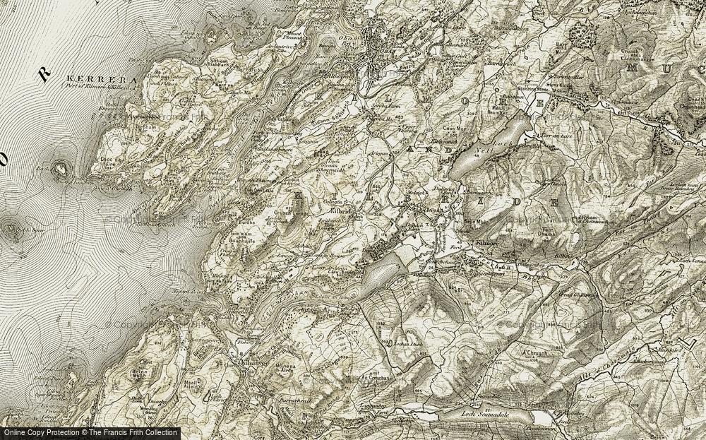 Lerags, 1906-1907