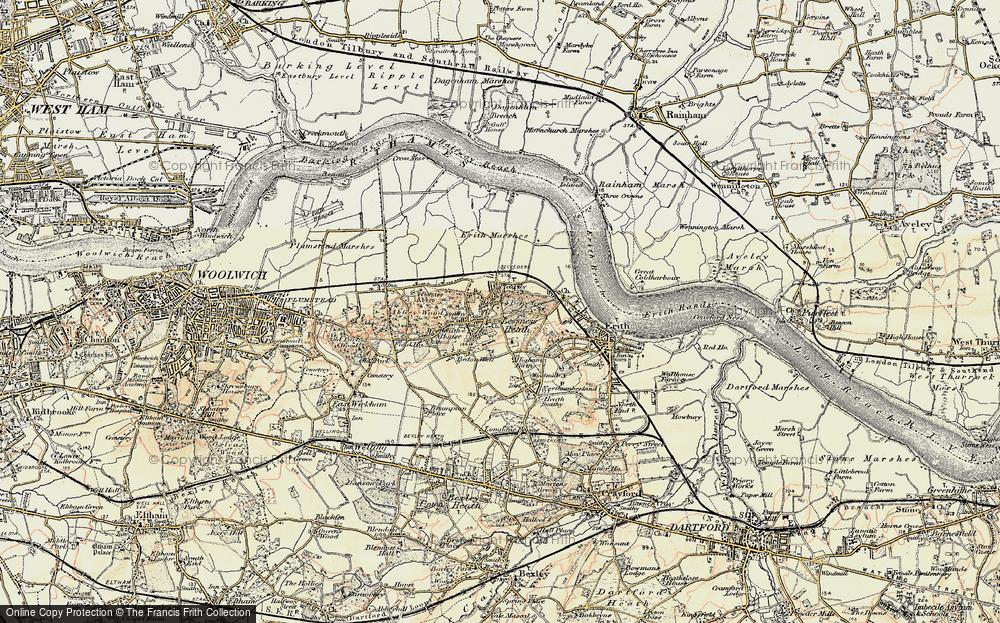 Lessness Heath, 1898