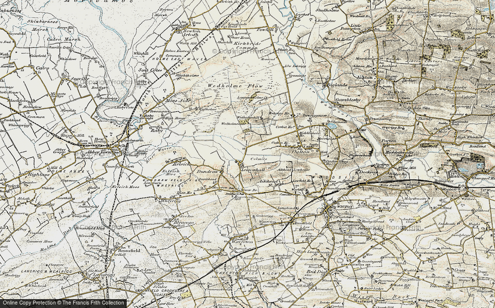 Lessonhall, 1901-1904