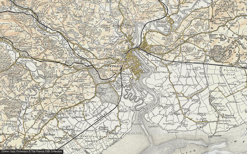 Level of Mendalgief, 1899-1900