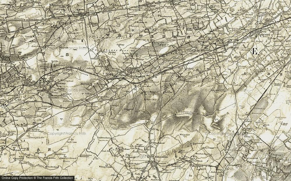 Leven Seat, 1904-1905