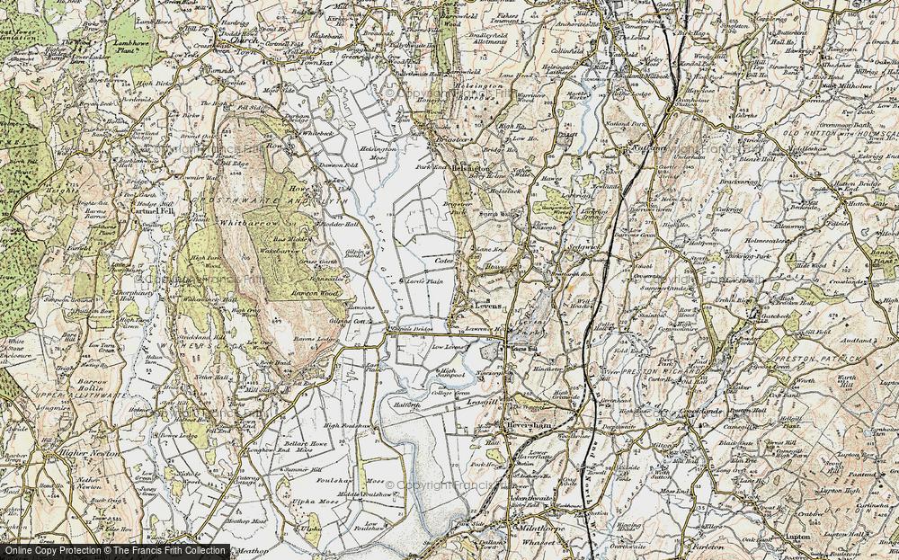 Levens, 1903-1904