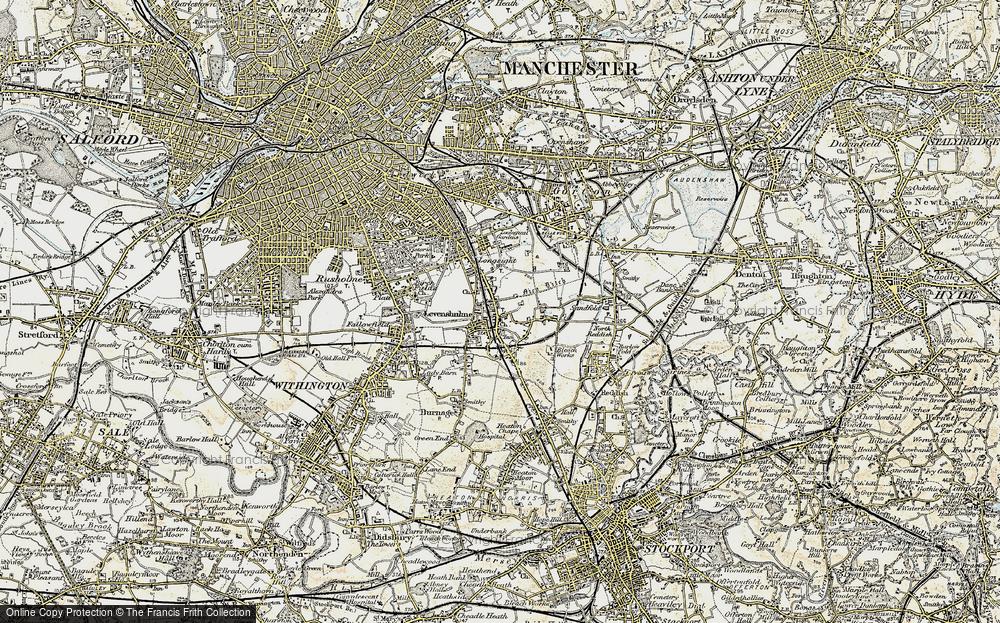 Levenshulme, 1903