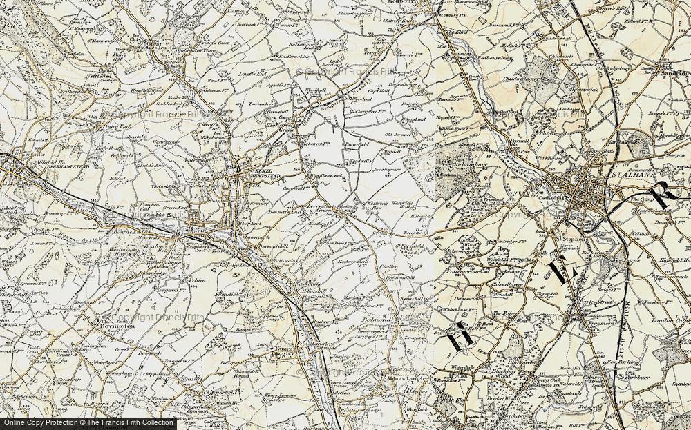 Leverstock Green, 1898