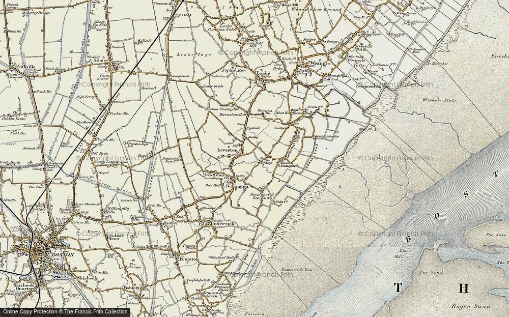 Leverton Highgate, 1901-1902