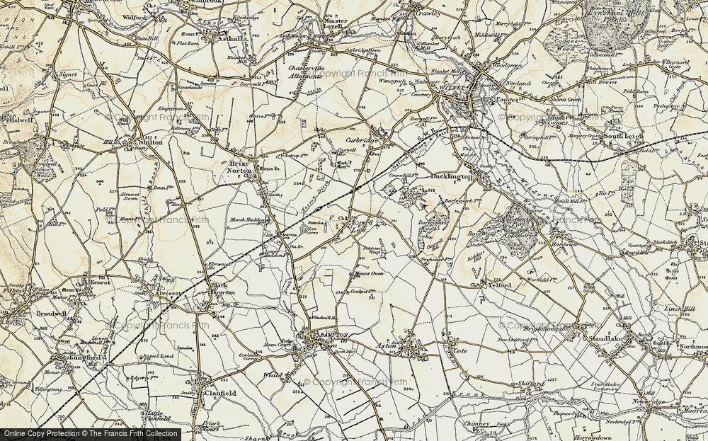Lew, 1898-1899