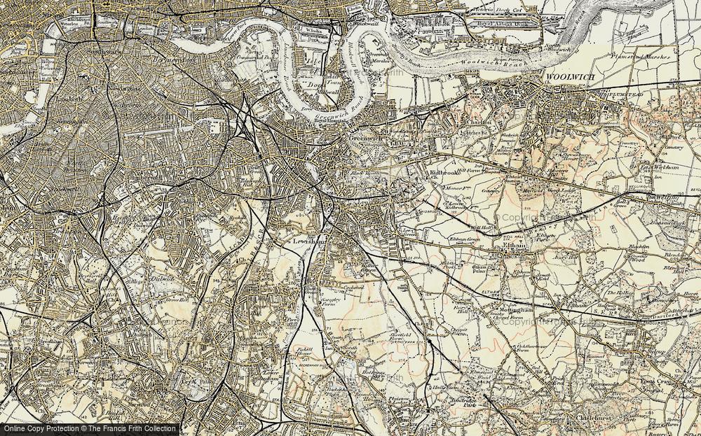 Lewisham, 1897-1902