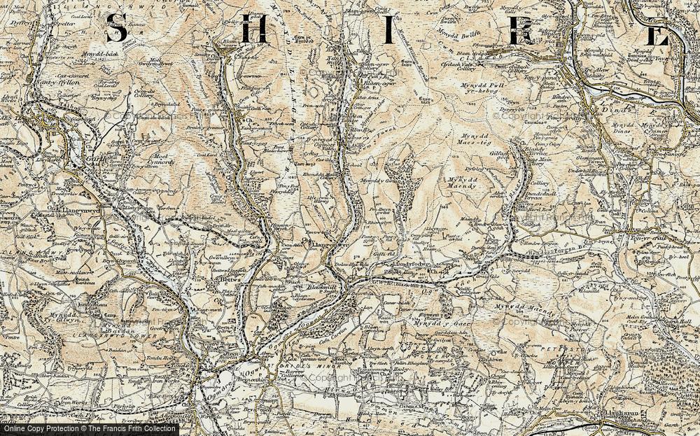 Lewistown, 1899-1900