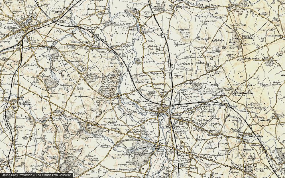 Leyfields, 1901-1902
