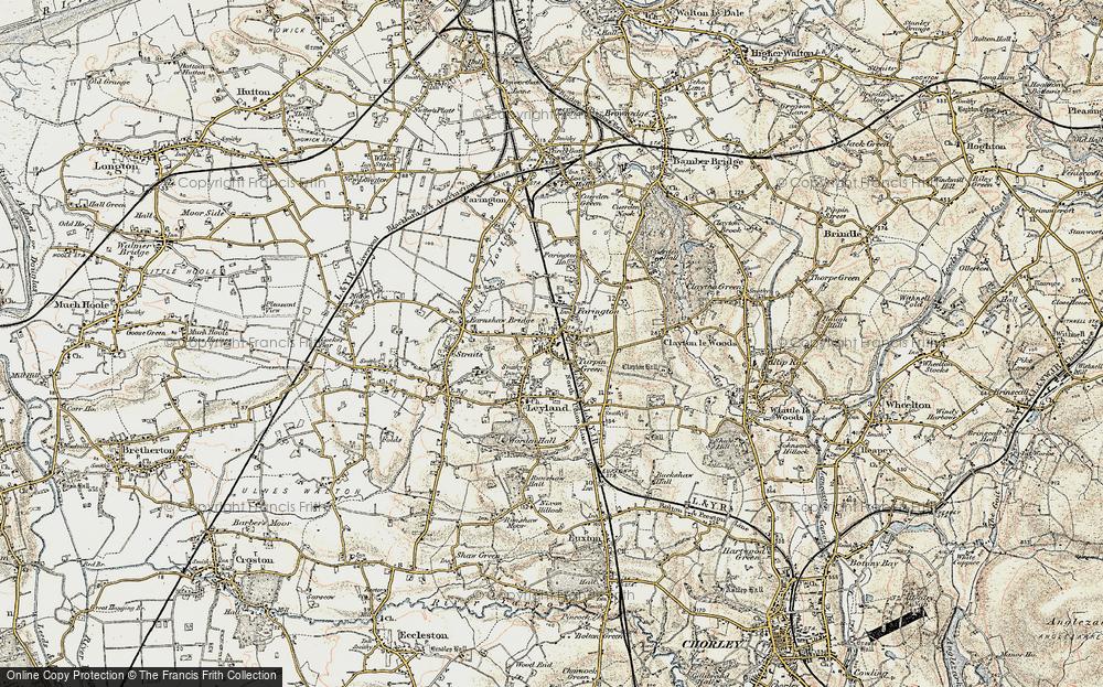 Leyland, 1903