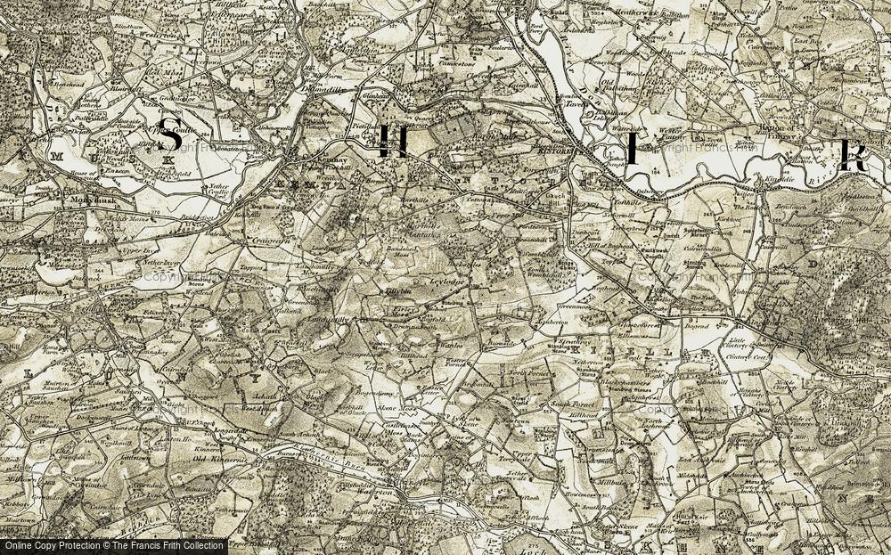 Leylodge, 1909