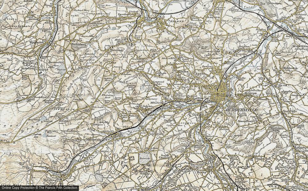 Leymoor, 1903