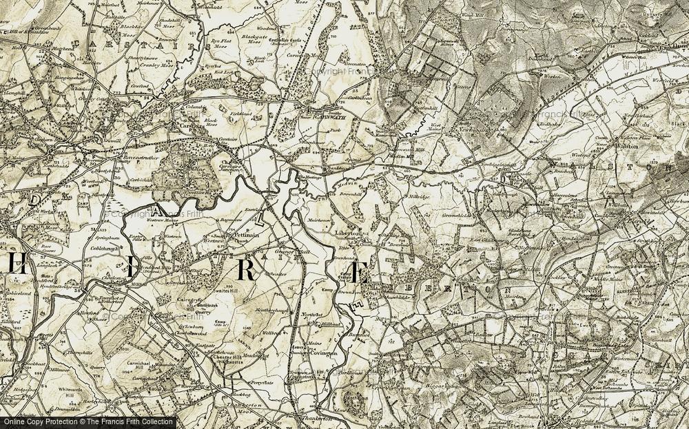 Libberton, 1904-1905