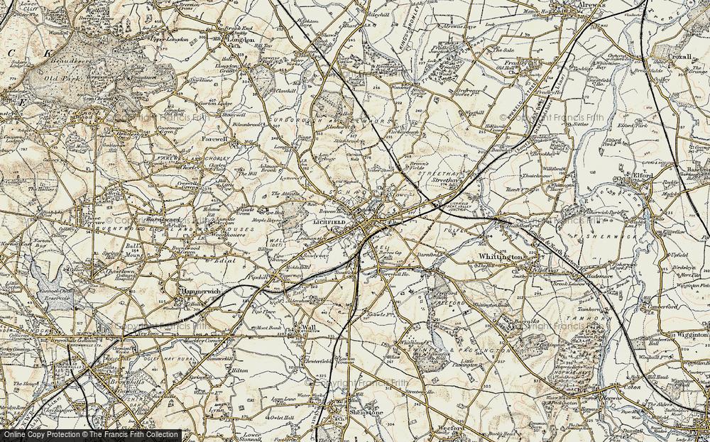 Lichfield, 1902
