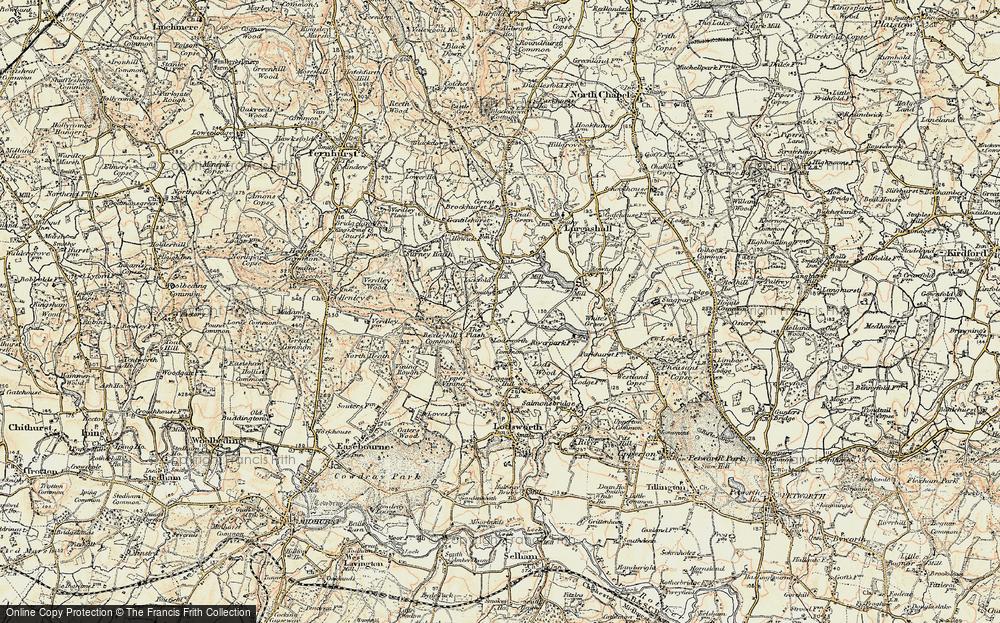 Lickfold, 1897-1900