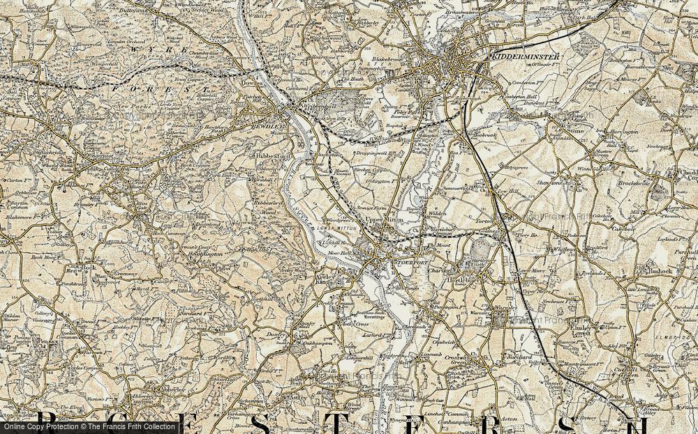 Lickhill, 1901-1902