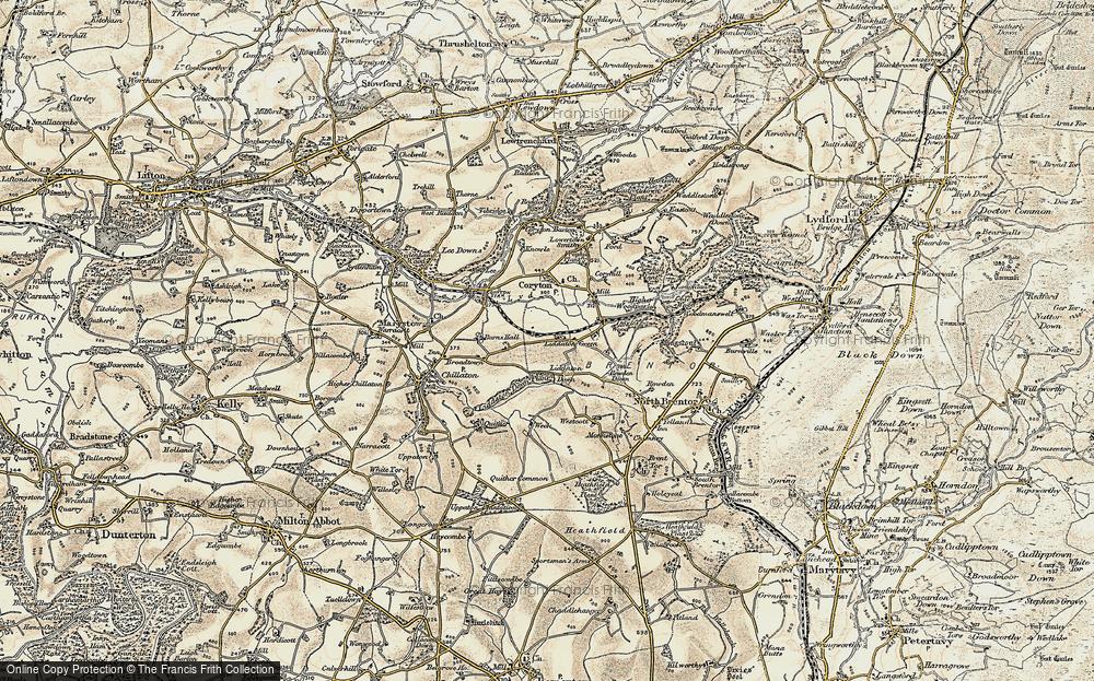 Liddaton, 1899-1900