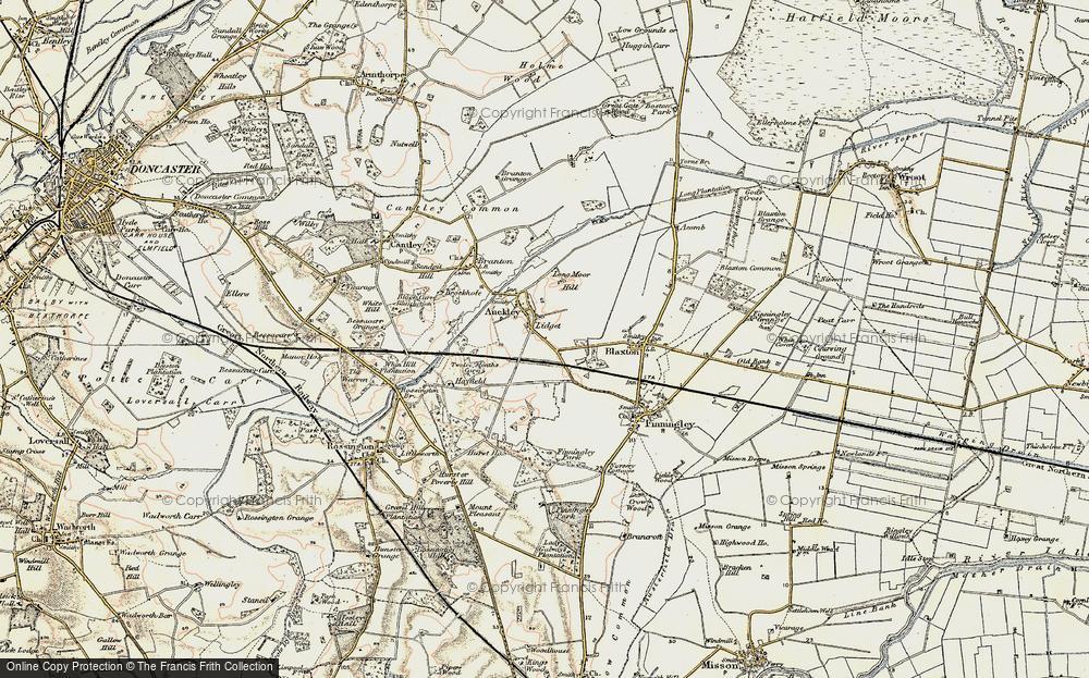 Lidget, 1903