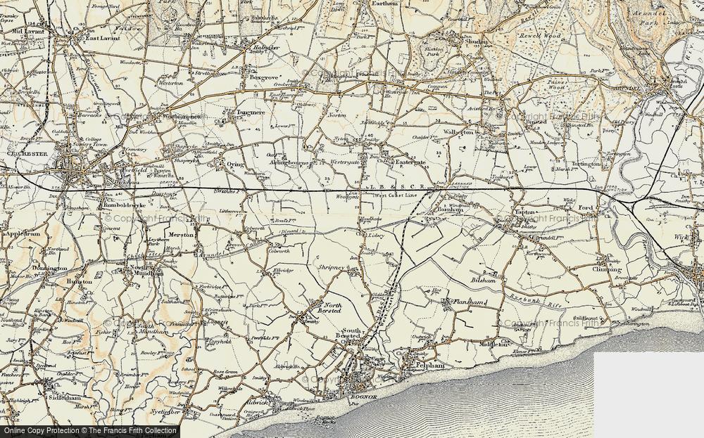 Lidsey, 1897-1899