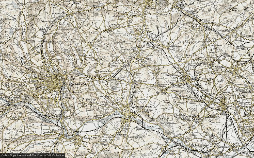 Lightcliffe, 1903