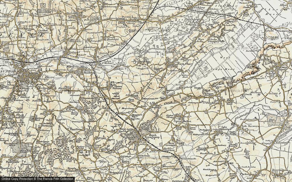 Lillesdon, 1898-1900