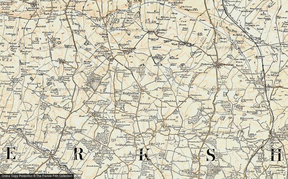 Lilley, 1897-1900