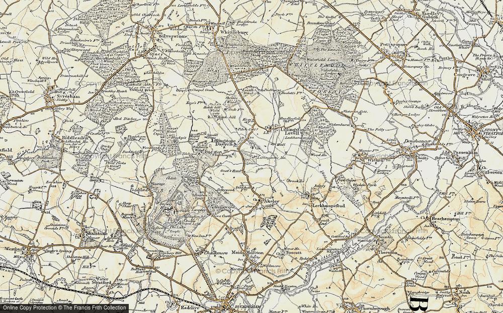 Lillingstone Dayrell, 1898-1901