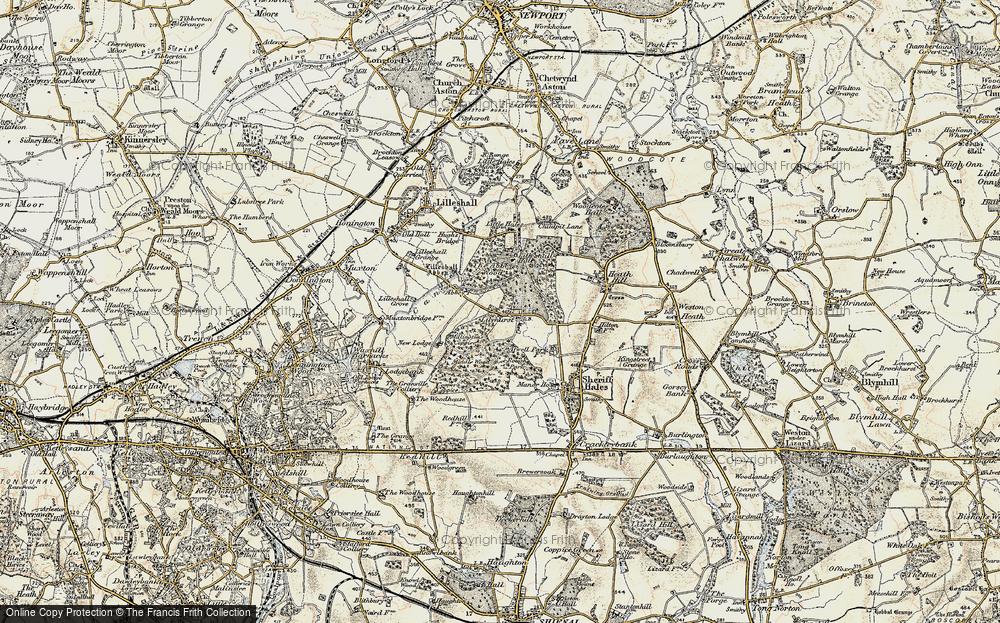 Lilyhurst, 1902