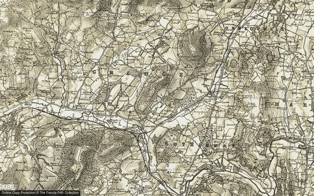 Limehillock, 1910