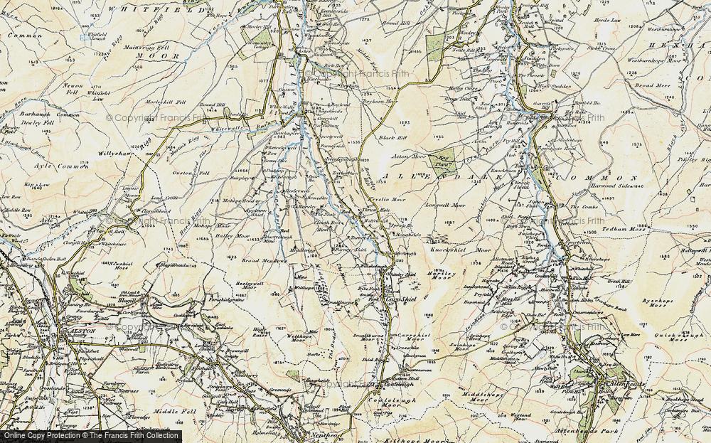 Limestone Brae, 1901-1904