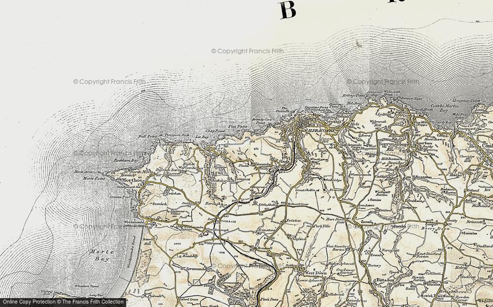Lincombe, 1900