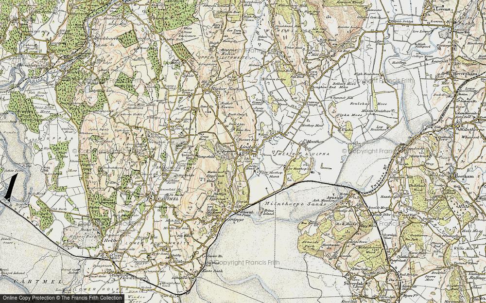Lindale, 1903-1904