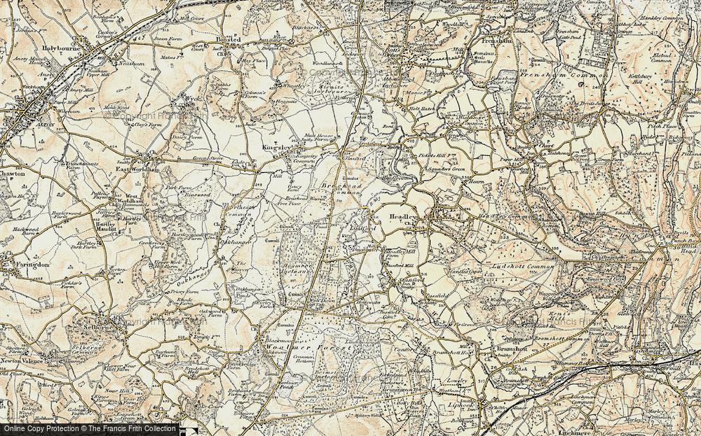 Lindford, 1897-1909