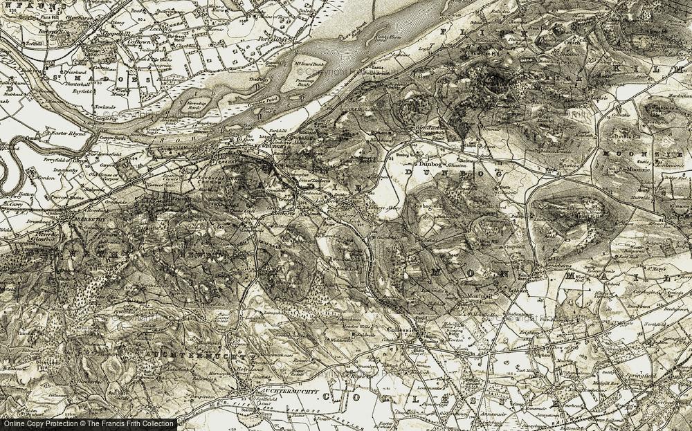 Lindores, 1906-1908