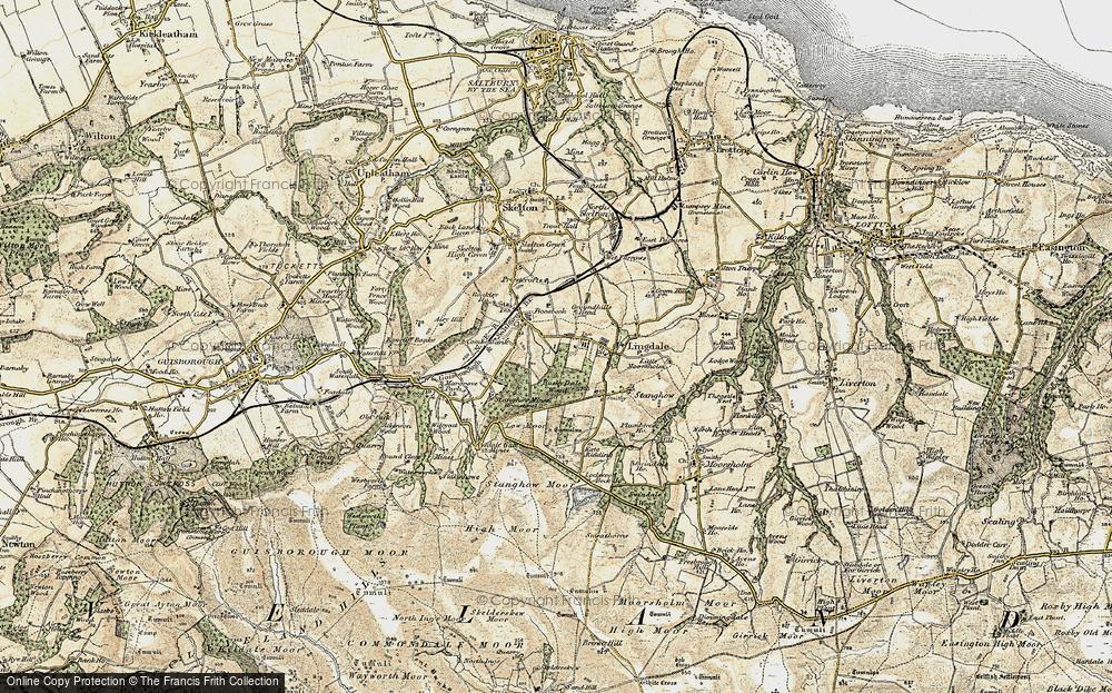 Lingdale, 1903-1904