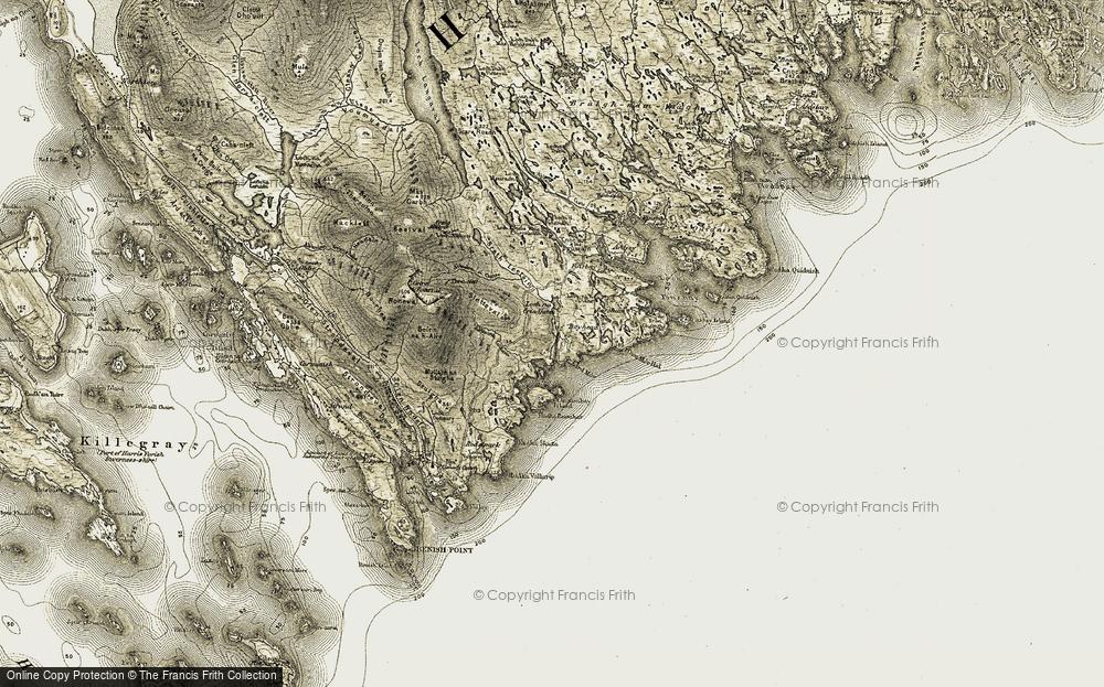 Lingerbay, 1908-1911