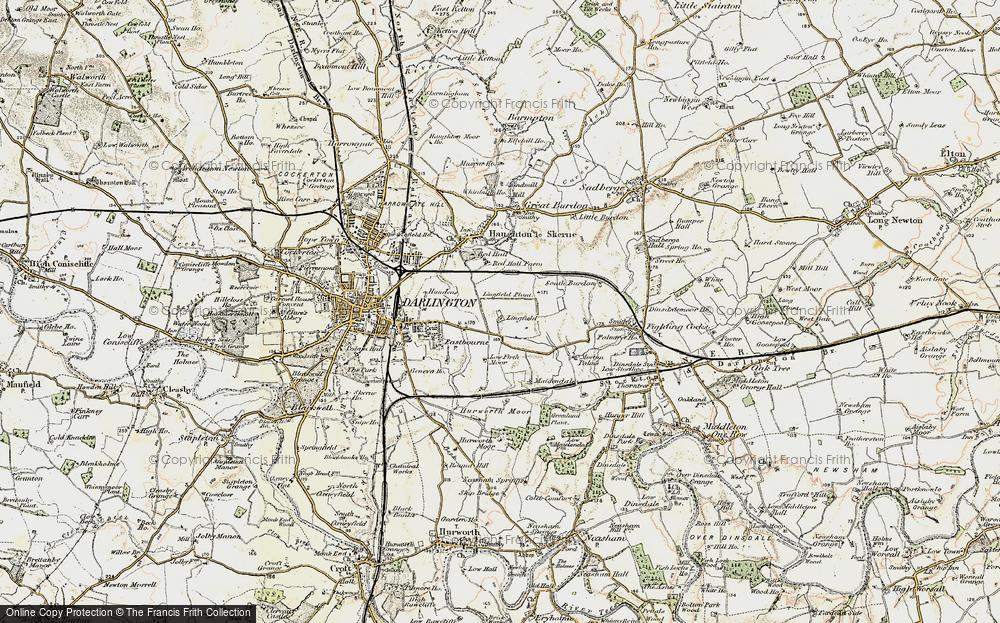 Lingfield, 1903-1904