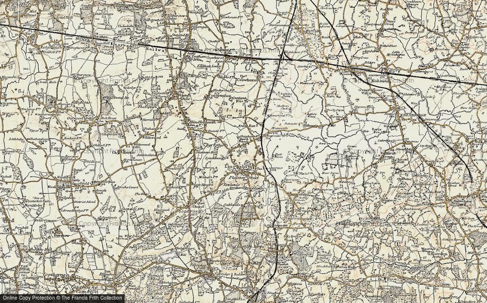 Lingfield Common, 1898-1902