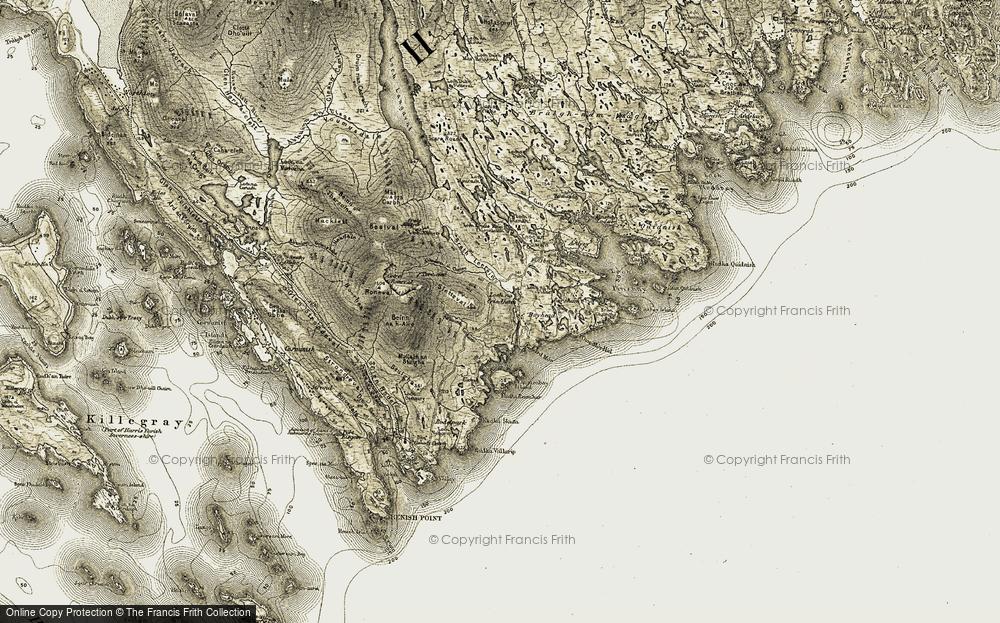 Lingreabhagh, 1908-1911