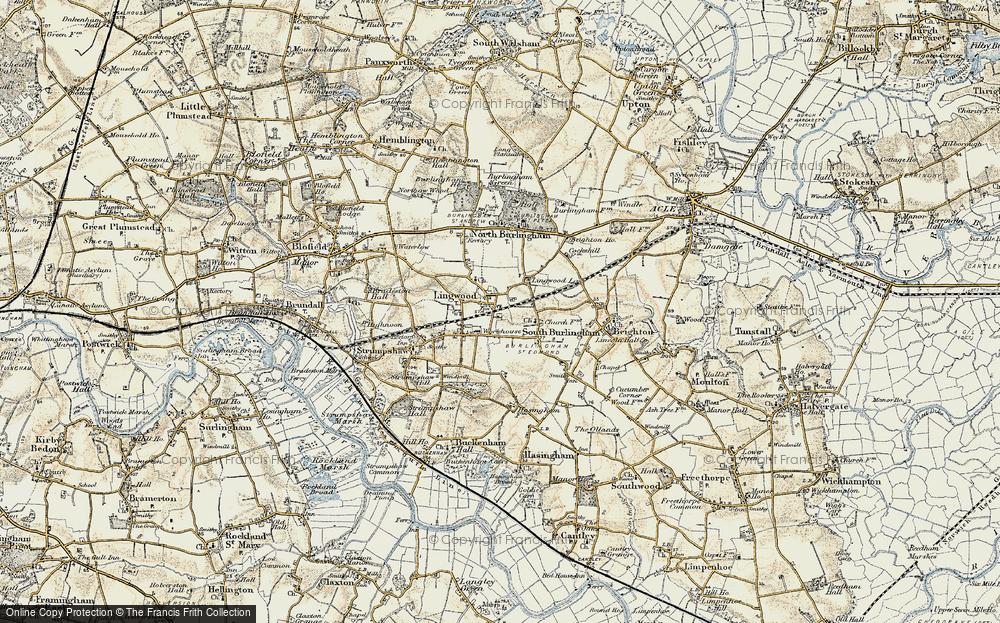 Lingwood, 1901-1902