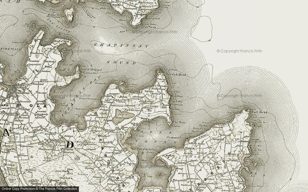 Linksness, 1911-1912