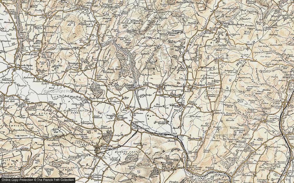 Linley, 1902-1903
