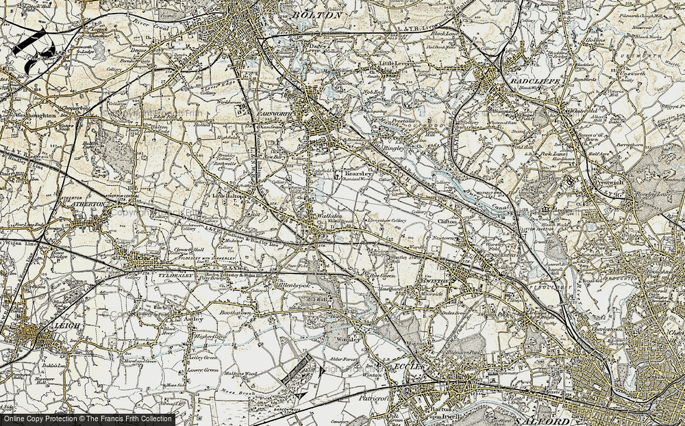 Linnyshaw, 1903